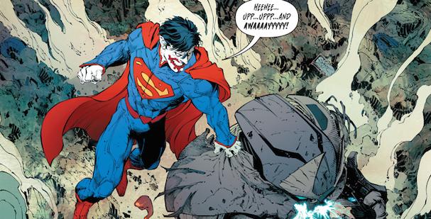 Batman v Superman Comic