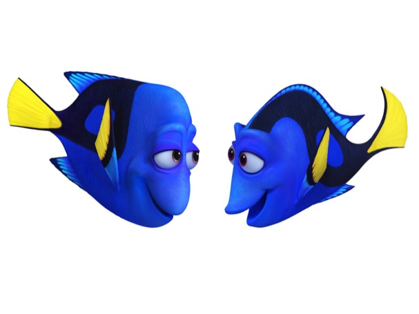 Finding Dory Characters 607