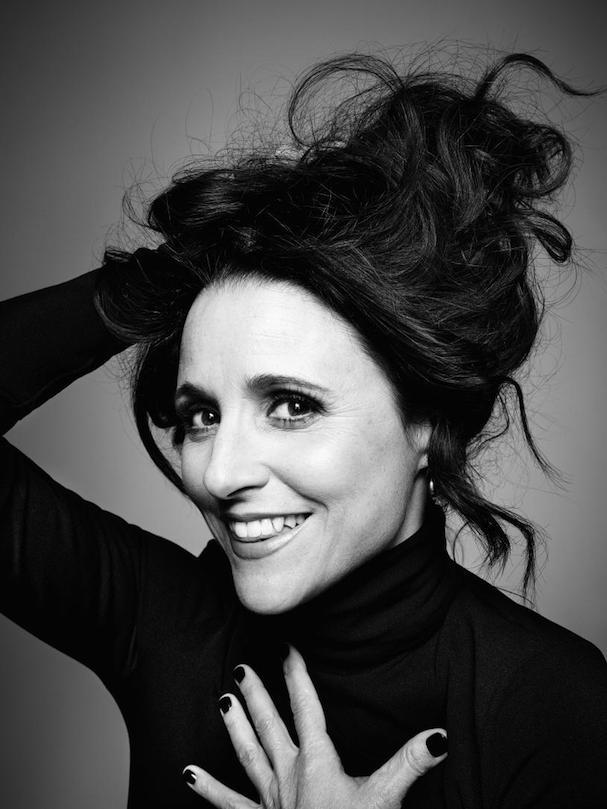 TIME 100 2016 Julia Dreyfus 607