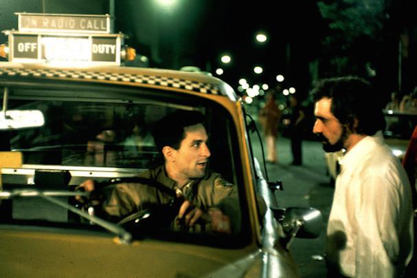 Taxi Driver 607