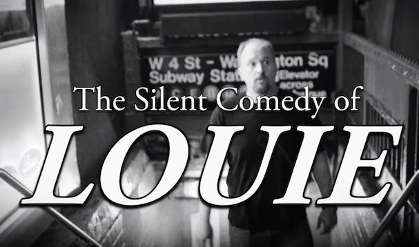 louie silent film 607