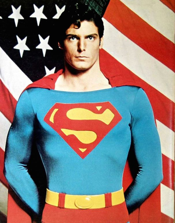 Superman Christopher Reeve 607