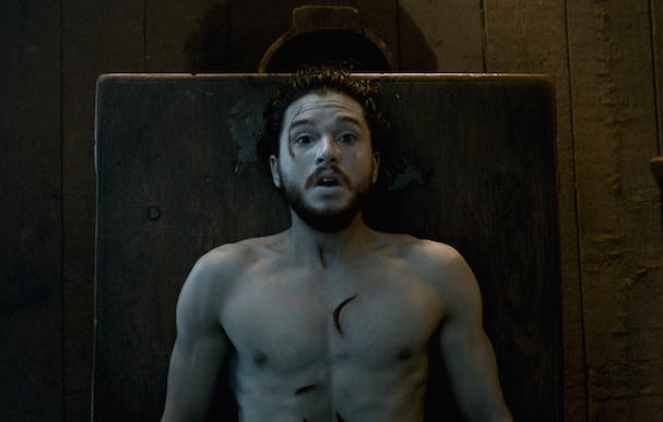 Jon Snow resurrection 607
