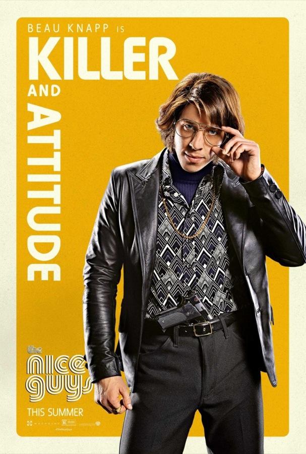 Nice Guys Poster 607