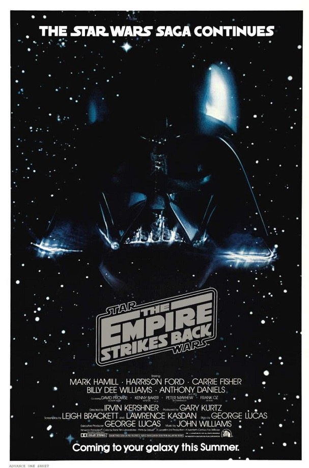 The Empire Strikes Back poster 2