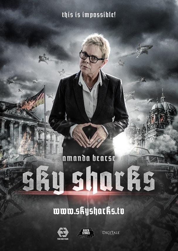 Sky Sharks poster 3