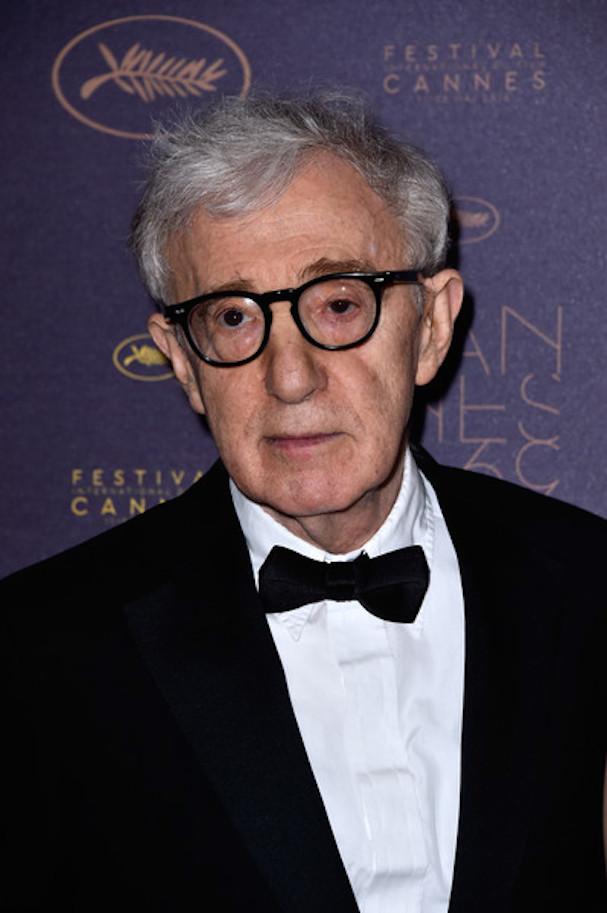 Woody Allen Cannes 2016