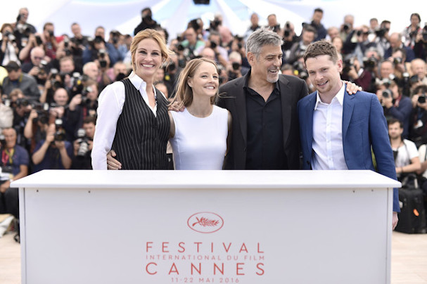 Money Monster Photo Call Cannes 2016