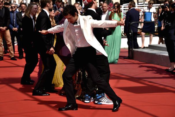 Shia LaBeouf Cannes 2016