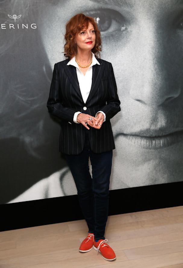 Susan Sarandon Cannes 2016