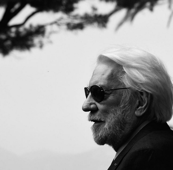 Donald Sutherland Cannes 2016 607