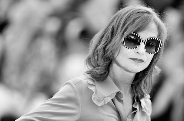 Isabelle Huppert Cannes 2016