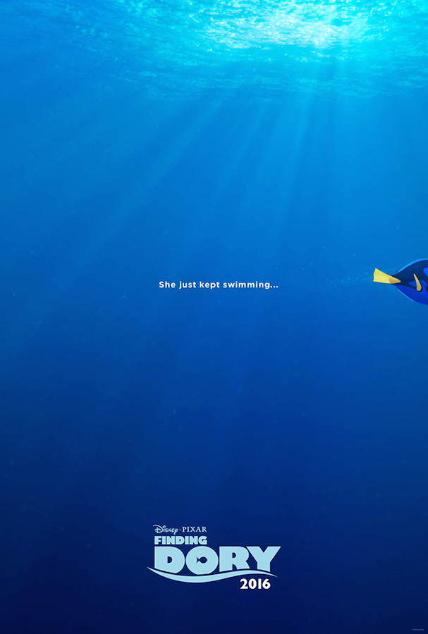 finding dory poster 607