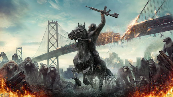 Dawn of the Planet of the Apes 607