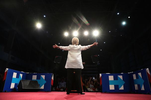 Hillary Clinton 607