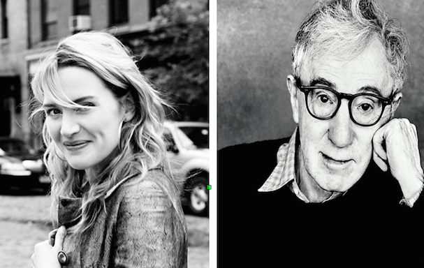 Kate Winslet Woody Allen 607