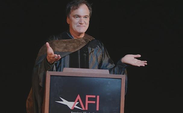 Tarantino AFI Speech 607