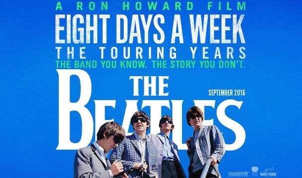 eight days a week 607