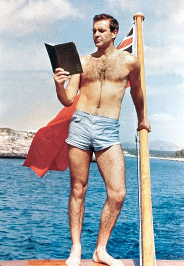 James Bond English Flag