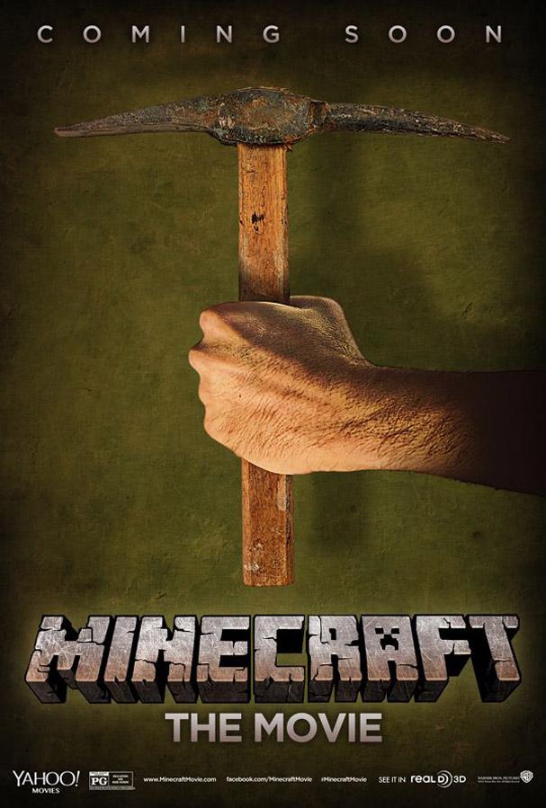 minecraft unoficial poster