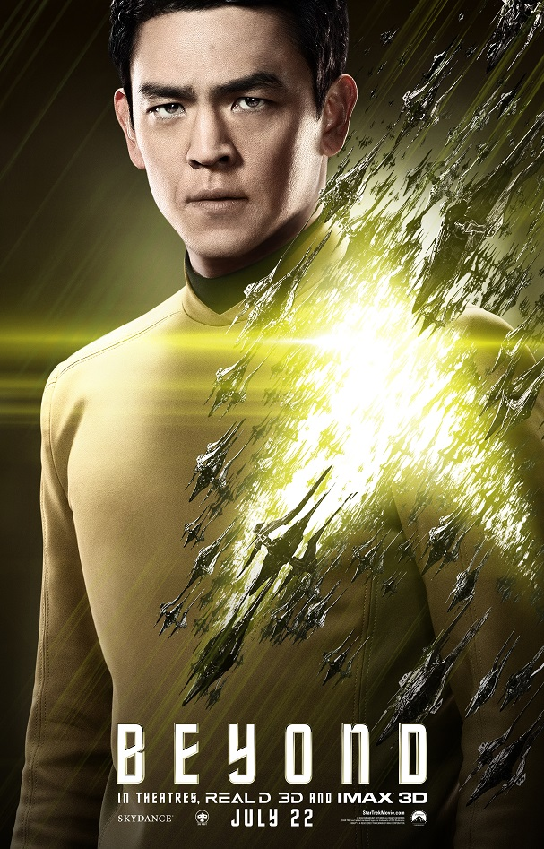Star Trek Beyond poster Sulu 607