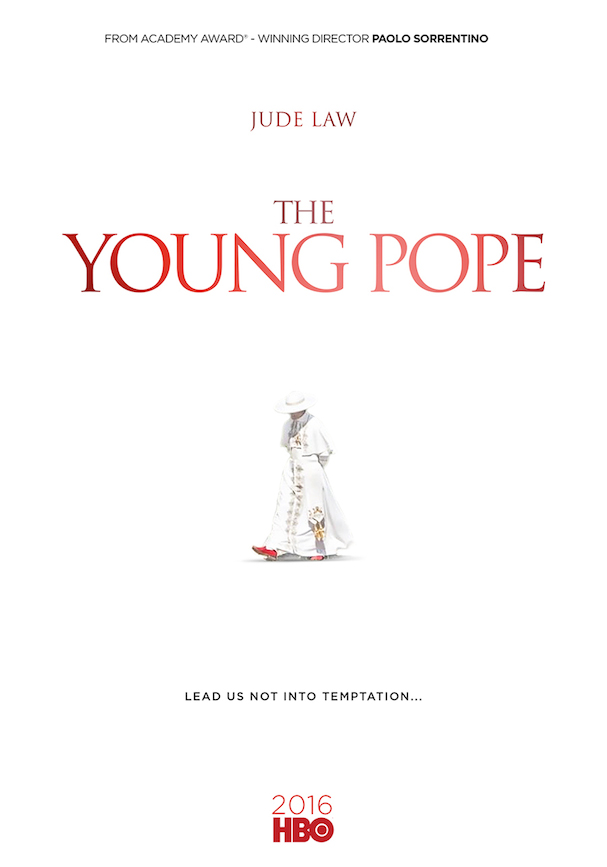 Young Pope Poster 607