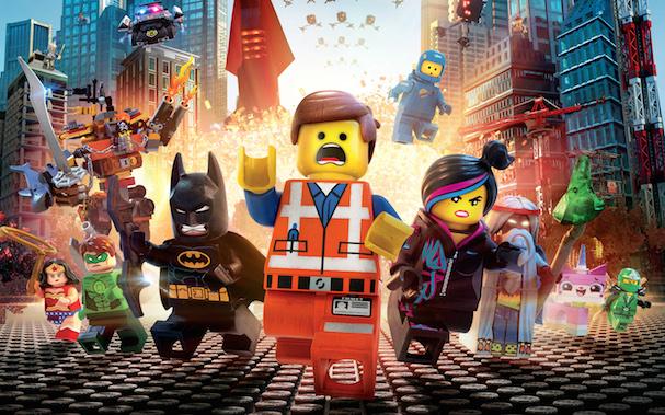 The Lego Movie 607