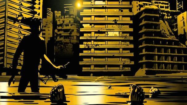 Waltz With Bashir 607
