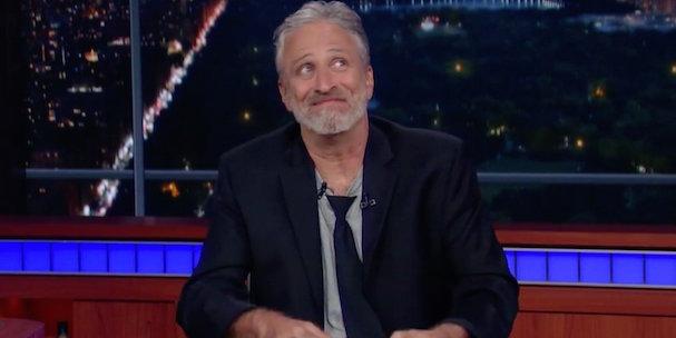 Jon Stewart is back 607