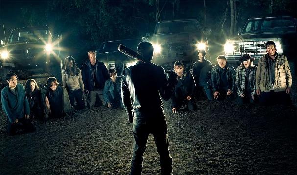 The Walking Dead 7 607