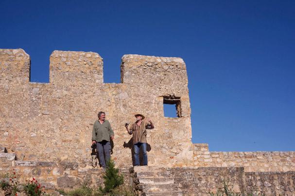 The Man Who Killed Don Quixote locations 607