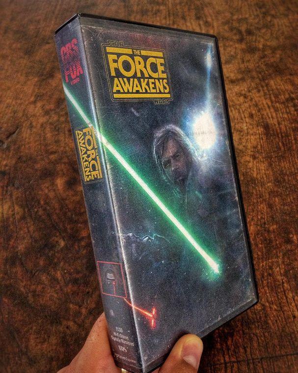 VHS 607