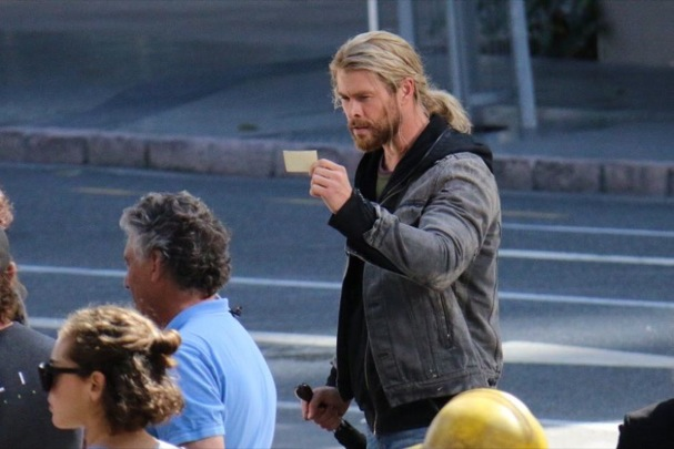 Thor Ragnarok Shooting 607