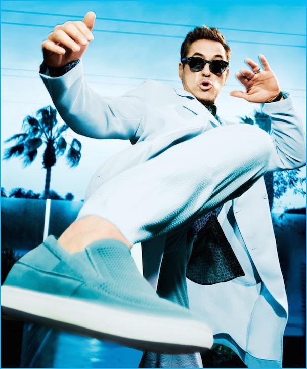 Robert Downey Jr. 607