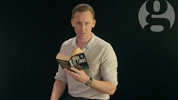 Tom Hiddleston Reads The Night Manager 607