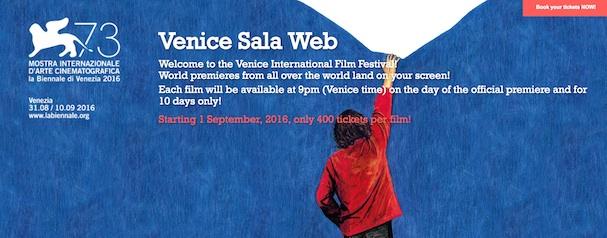 Venice Sala Web 2016