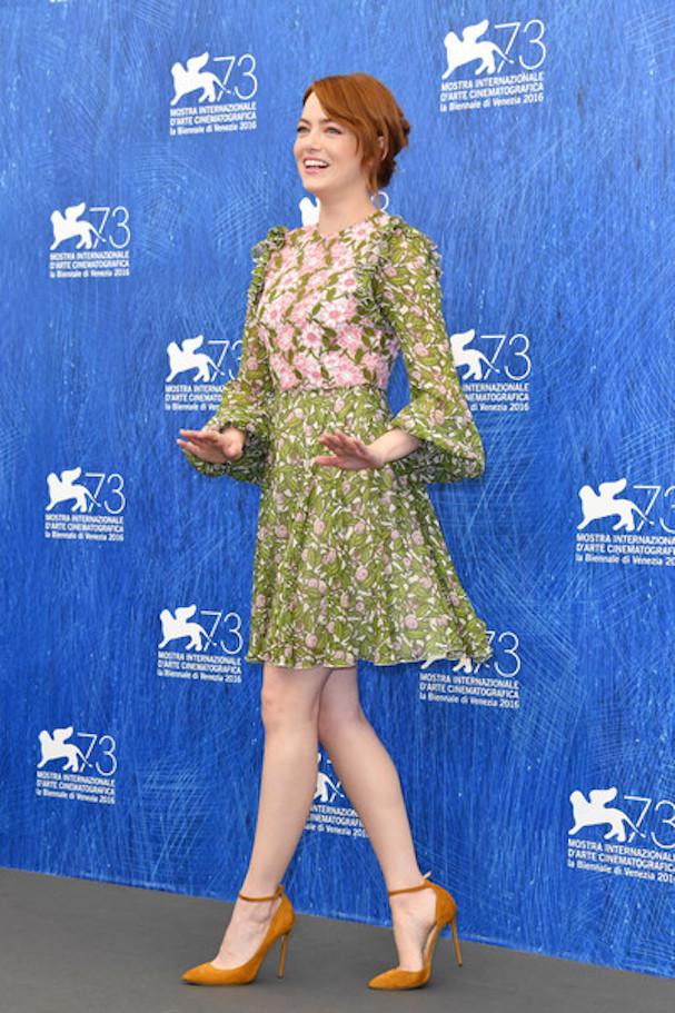 Emma Stone Venice 2016