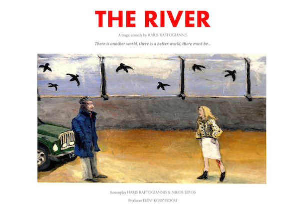 The River Carte-Postale