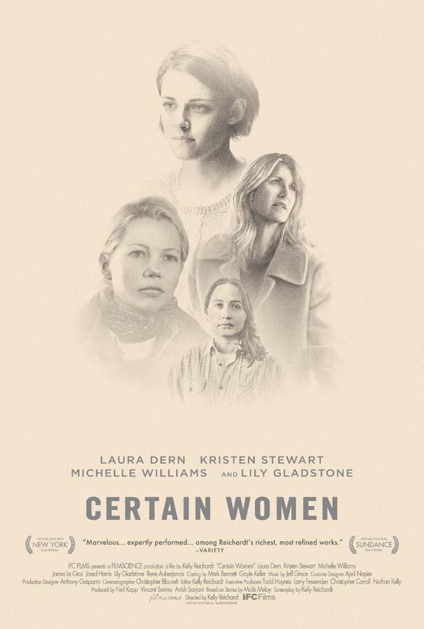 certain women 607