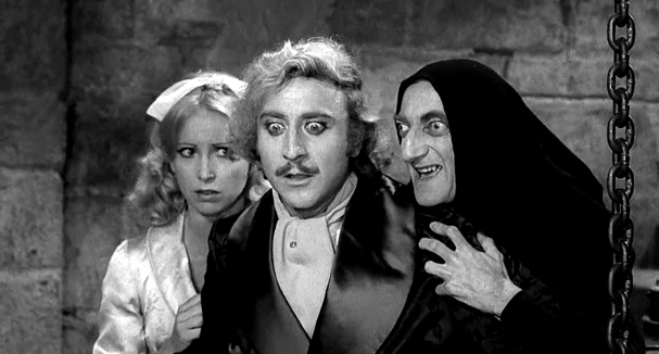 young frankenstein 607