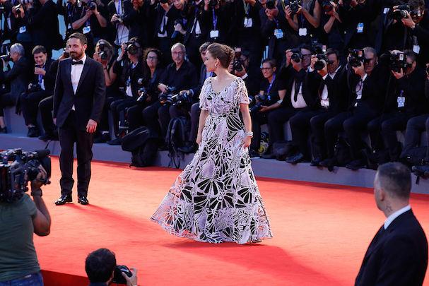 Natalie Portman Venice 607