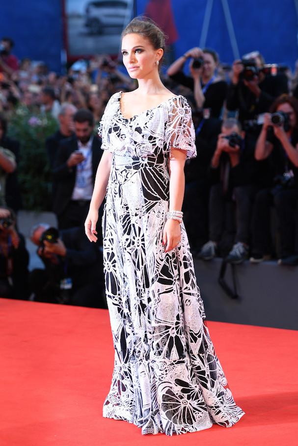 Natalie Portman Venice 607 6