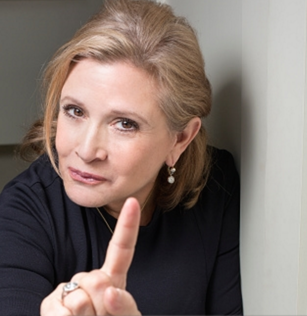 carrie fisher 607 2