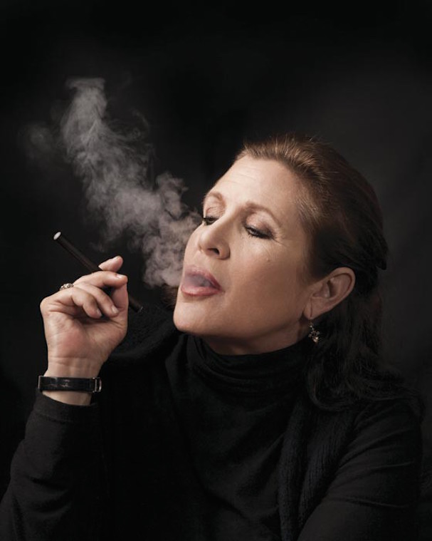 carrie Fisher 607 3