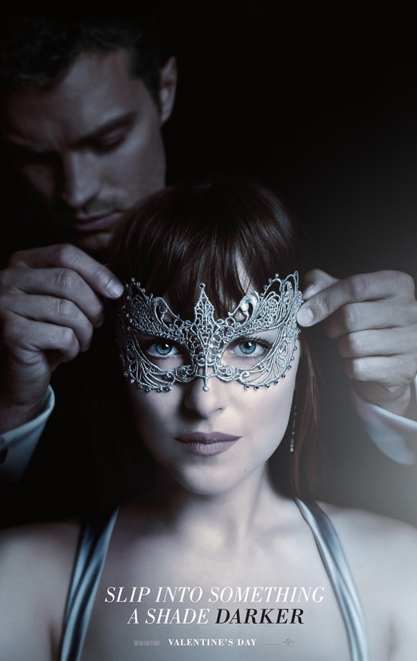 fifty shades darker poster 607