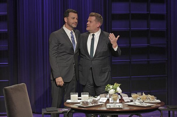 Jimmy Kimmel James Corden 607