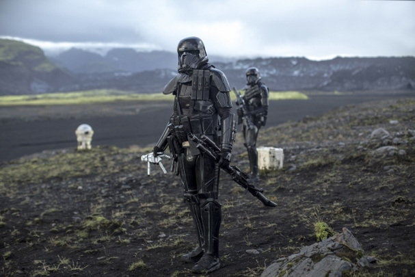 Rogue One: A Star Wars Story 607