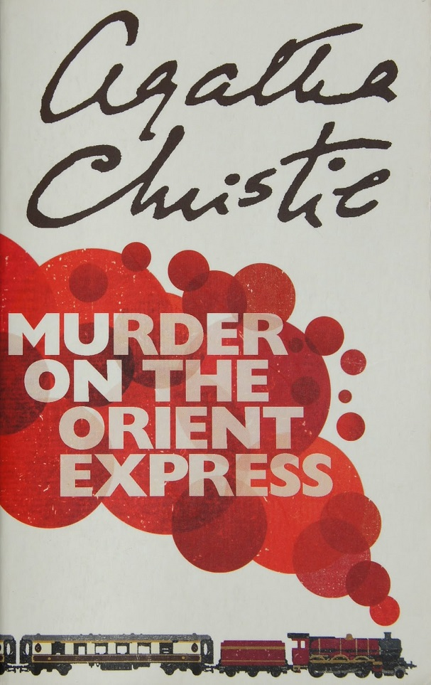 Murder on the Orient Express cover 607