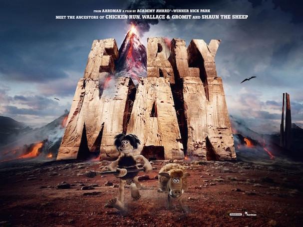 early man 607