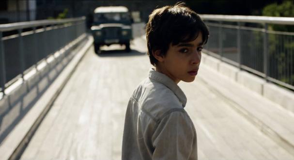 το αγόρι στη γέφυρα 607